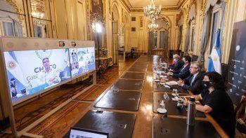Nuevas restricciones: Alberto y Larreta se vuelven a ver las caras en un Zoom con los gobernadores del centro y sur del país
