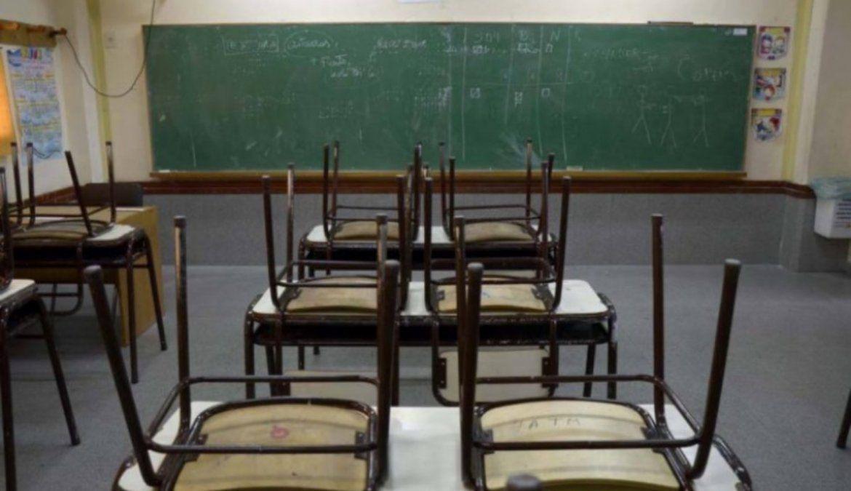 Los gremios docentes afirmaron que el paro es en repudio al fallo que habilita a Horacio Rodríguez Larreta a hacer campaña a costa de la salud y la vida. (Foto: archivo)
