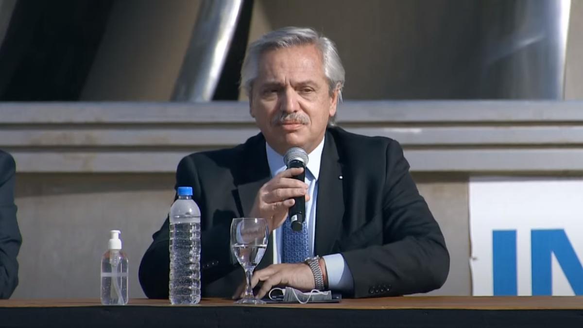 Alberto Fernández viajó a Salta para conmemorar el bicentenario de la muerte de Martín Güemes.