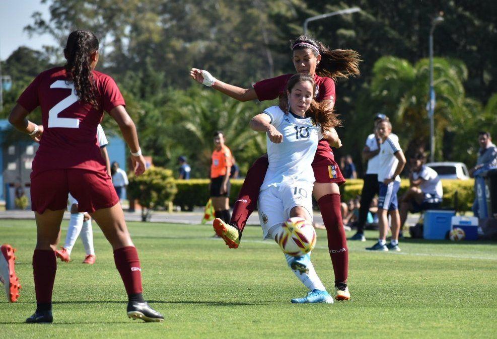 Perdían 4-0 y lo empataron en los últimos siete minutos: la increíble reacción de la selección femenina Sub 17