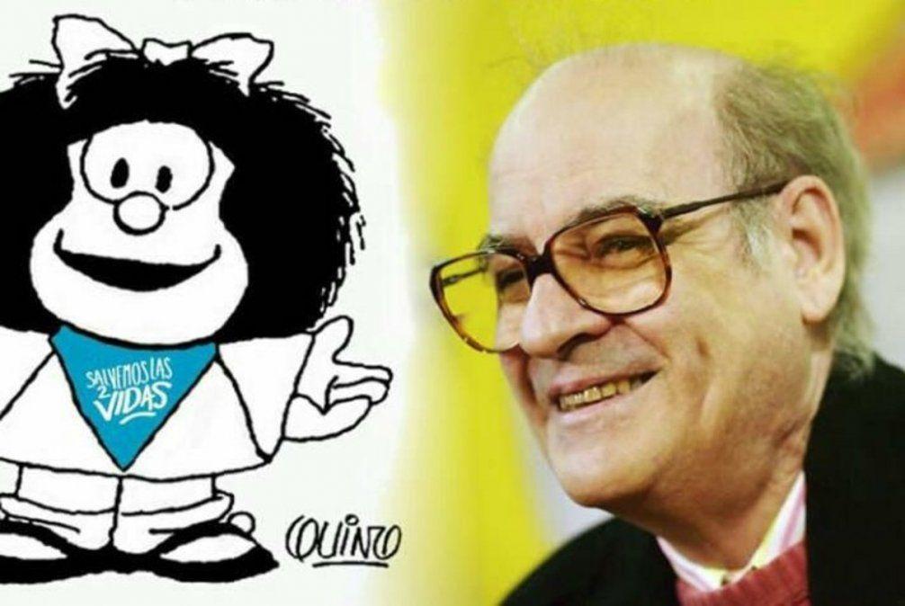 Quino y Mafalda