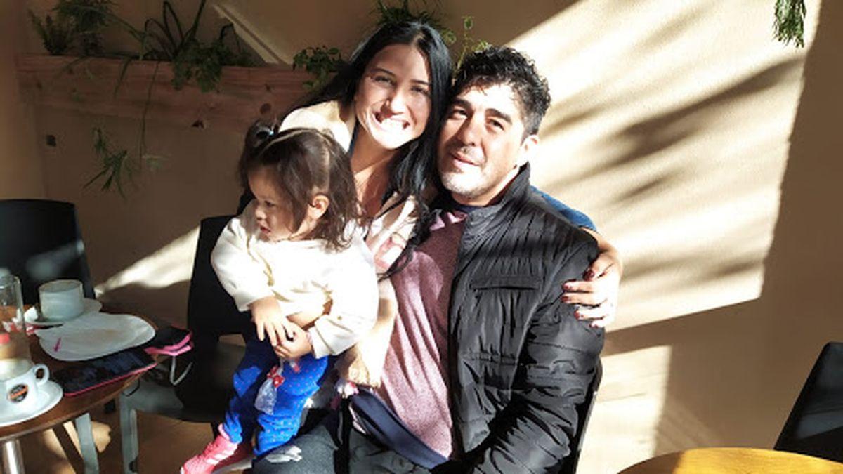 Polémica por la presencia del Chino Maradona en un homenaje a Diego en San Luis