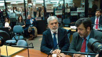 """El Tribunal Oral de la causa """"Cuadernos"""" rechazó el pedido de excarcelación de Julio De Vido"""