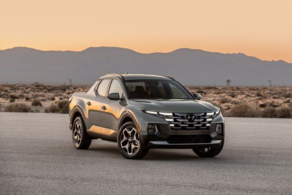 En Estados Unidos quieren posicionarla como rival de la Toyota Tacoma