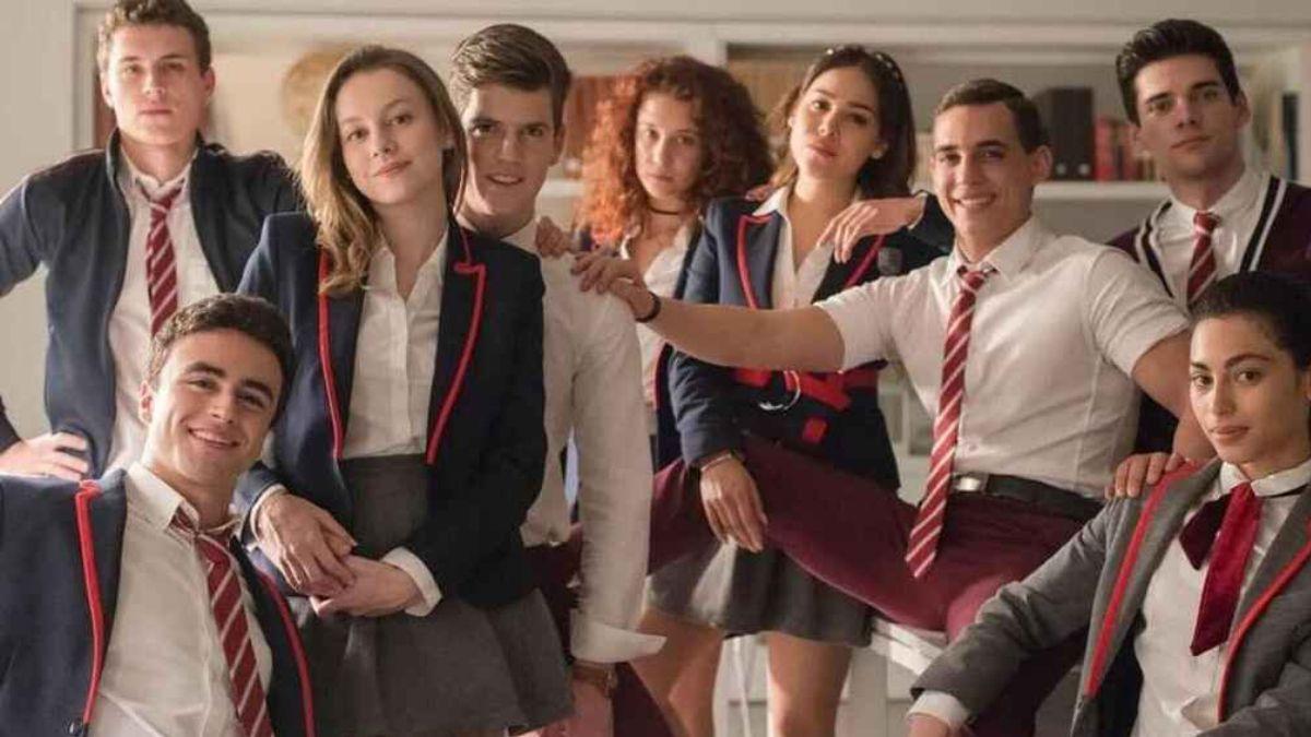 Élite es una de las series más queridas de Netflix