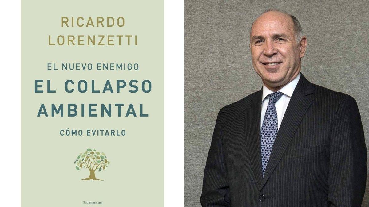 Qué dice el nuevo libro de Lorenzetti sobre el medio ambiente