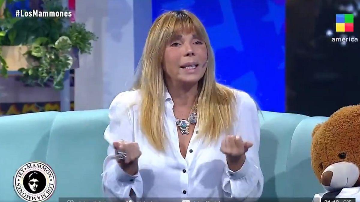 Adriana Brodsky contó lo que le dijo Alberto Olmedo y la dejó helada