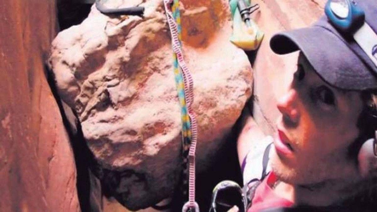 Aron Ralston: el montañista que estuvo atrapado 127 horas y sobrevivió para contarlo