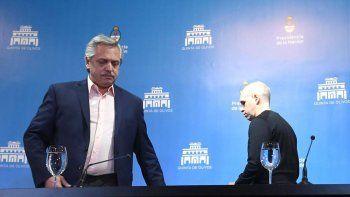 Fernández reveló su desacuerdo con Trotta y admitió que no consultó a Larreta: Esta medida la tomé yo