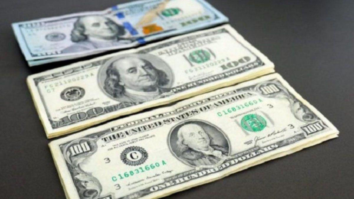 Dólar cara chica: los clientes de bancos comenzaron a rechazar esos billetes.