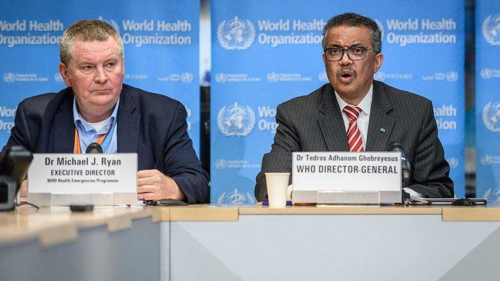 La Organización Mundial de la Salud declara al coronavirus como una pandemia