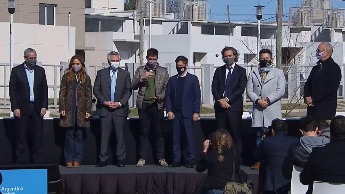 Los intendentes del PJ exploran alternativas para tomar distancia de la cúpula del Frente de Todos. (Foto: archivo)