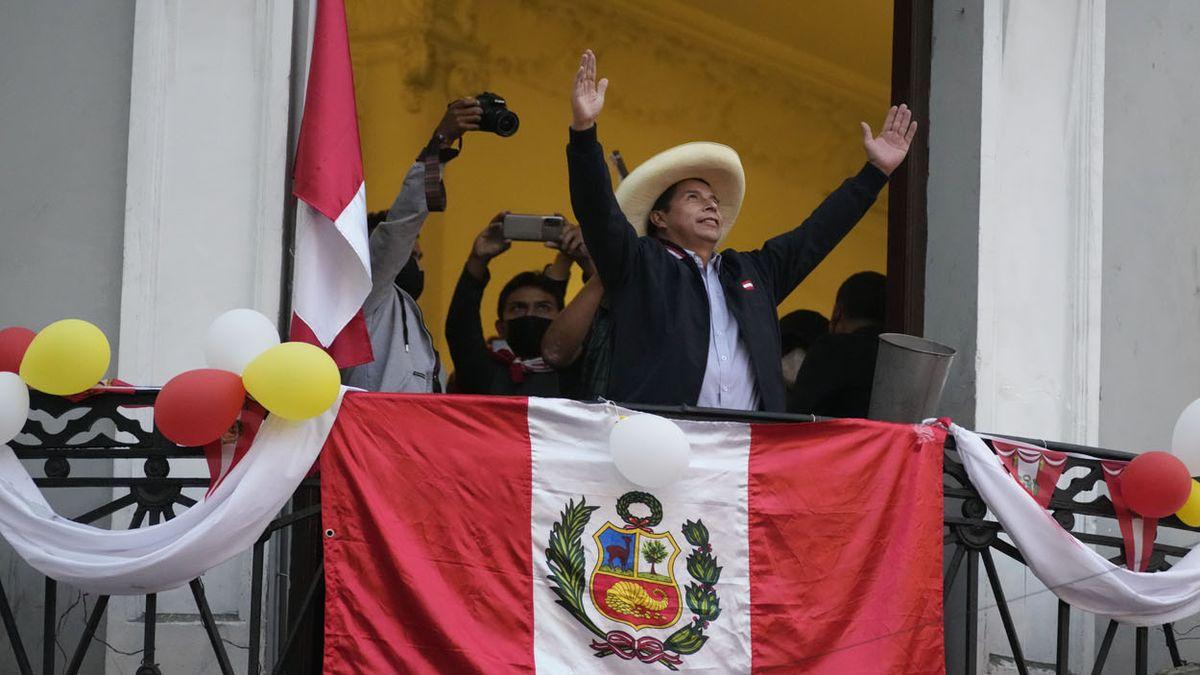 El presidente Alberto Fernández viaja este martes a Perú para participar de la asunción de Pedro Castillo. Foto: Archivo)