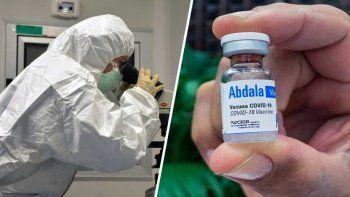 Vacunas COVID-19: La vacuna cubana Abdala ¿Qué efectividad tiene?