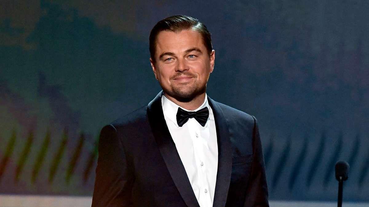 Leo DiCaprio (foto archivo)
