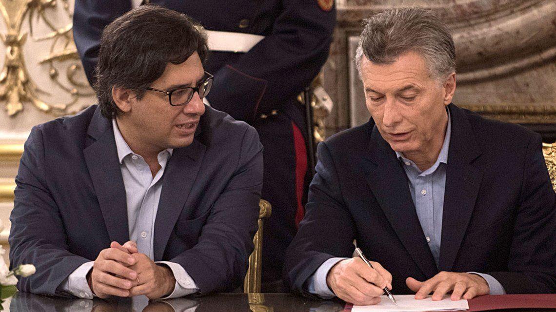 Macri encabeza un acto de presentación del nuevo Código Procesal Civil