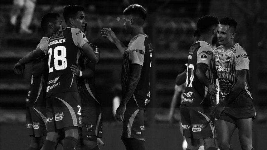 ¡Histórico! Defensa y Justicia eliminó a Bahía y clasificó a semifinales de la Sudamericana por primera vez
