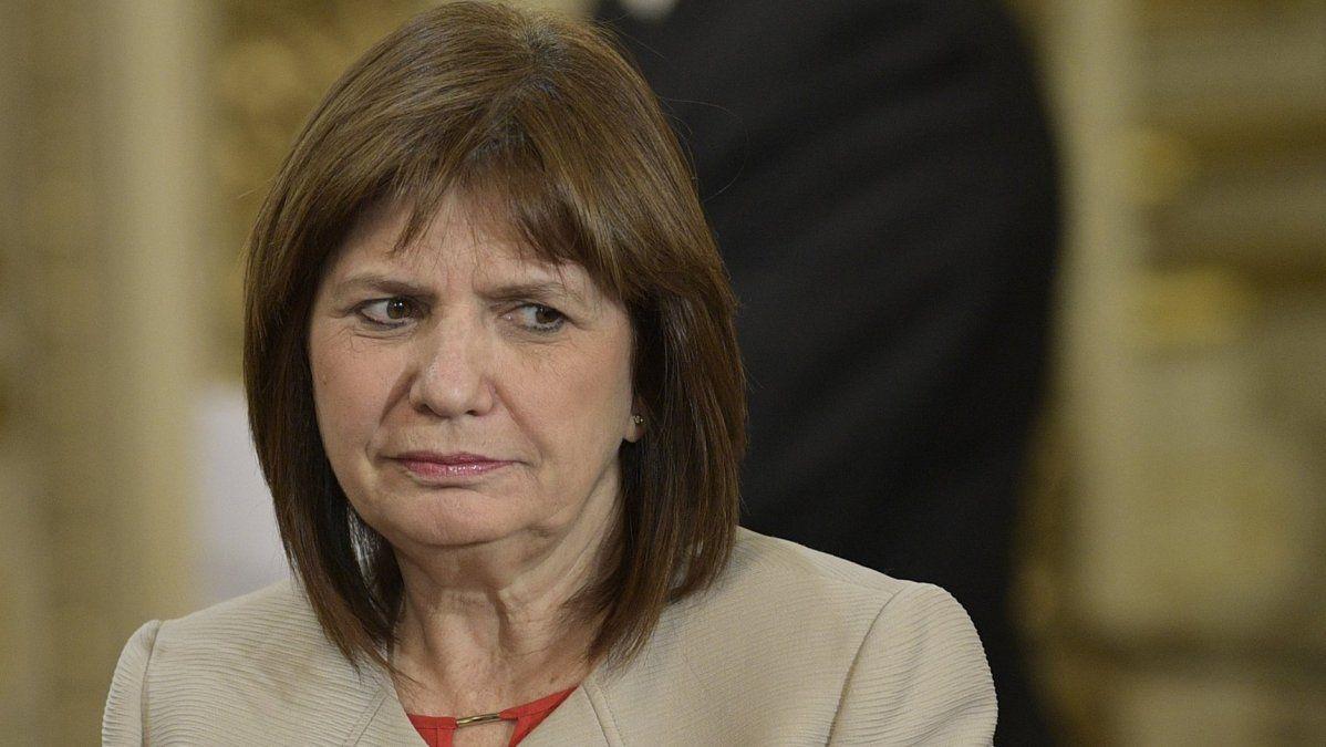 El fiscal Picardi imputó a Patricia Bullrich y a otros funcionarios por supuesta persecución a los mapuches