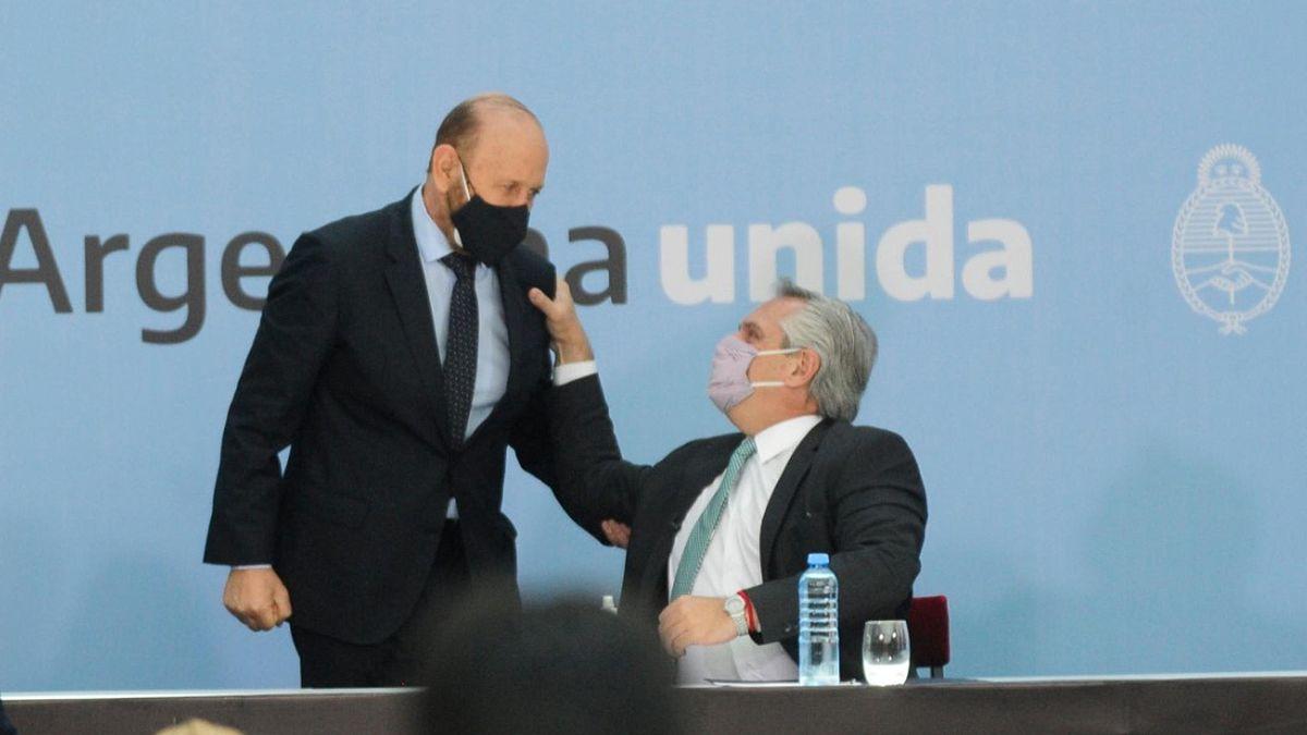 Alberto Fernández finalmente no se reunió con Gildo Insfrán