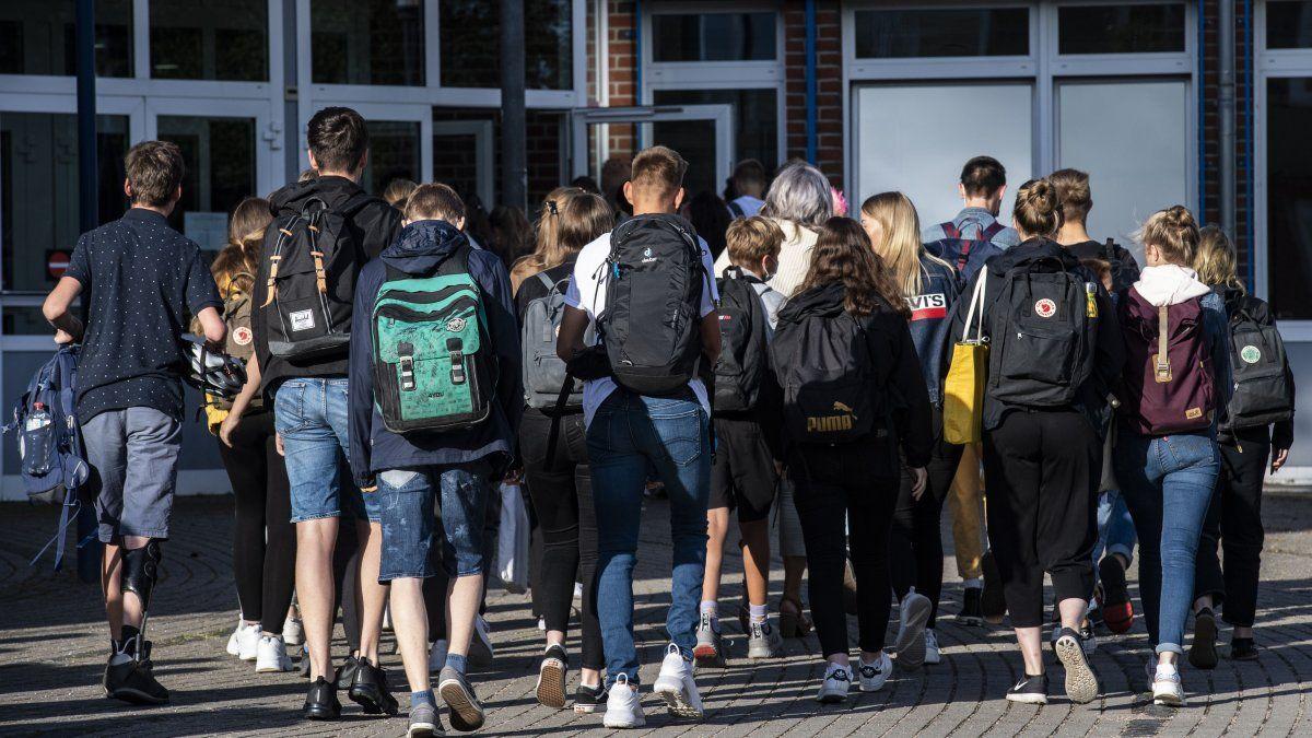 A pesar de los rebrotes en algunos lugares de Europa, Alemania inicia el nuevo ciclo escolar con los chicos en las aulas
