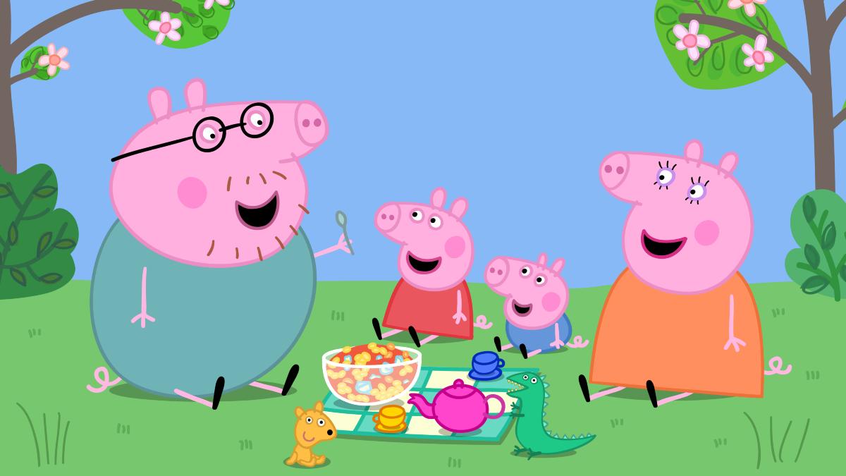 Netflix: ¿Quiénes son los personajes de Peppa Pig?